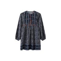 Vêtements Fille Robes courtes Pepe jeans SUSA Noir