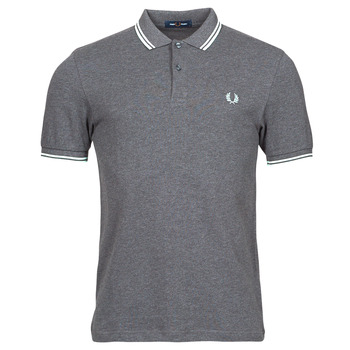 Vêtements Homme Polos manches courtes Fred Perry THE FRED PERRY SHIRT Gris