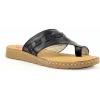 Chaussures Femme Tongs Jana JANA4245 NOIR