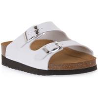 Chaussures Femme Mules Grunland BIANCO 11HOLA Bianco