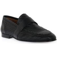 Chaussures Homme Mocassins Marco Ferretti NERO INTRECCIO Nero