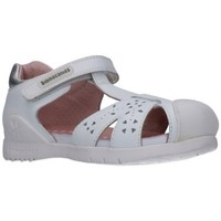 Chaussures Fille Sandales et Nu-pieds Biomecanics 202165 Niña Blanco blanc