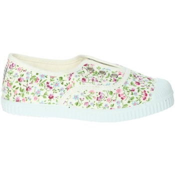 Chaussures Fille Tennis Cienta 70999 Blanc