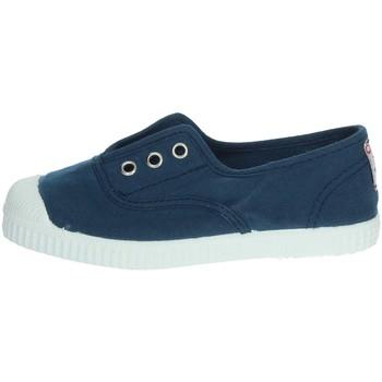 Chaussures Garçon Tennis Cienta 70777 Bleu