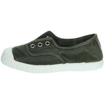 Chaussures Garçon Tennis Cienta 70777 Vert foncé