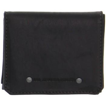 Sacs Homme Porte-monnaie Baroudeur Porte-monnaie en cuir  ref 45298 Noir 10*8*3 Noir