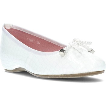 Chaussures Femme Ballerines / babies CallagHan VIKI danseurs 17987 BLANC