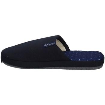 Chaussures Homme Chaussons De Fonseca ROMA TOP E M711 NUIT BLEUE