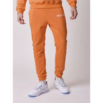 Vêtements Homme Pantalons de survêtement Project X Paris Jogging Orange
