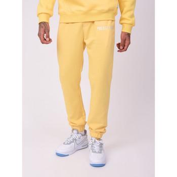 Vêtements Homme Pantalons de survêtement Project X Paris Jogging Jaune