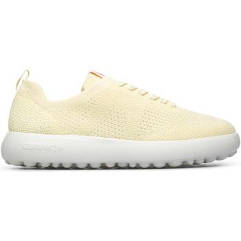 Chaussures Femme Baskets basses Camper Baskets PELOTAS XLF jaune