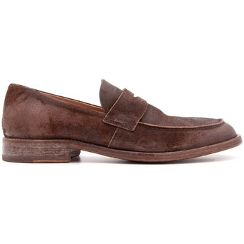 Chaussures Homme Mocassins Moma 2ES022 MARRONE