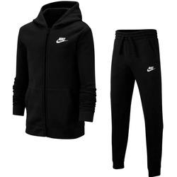 Vêtements Garçon Ensembles de survêtement Nike Core Noir