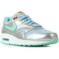 Chaussures Fille Baskets basses Nike Air Max 1 GS bleu