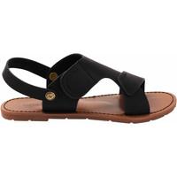 Chaussures Femme Sandales et Nu-pieds Chattawak sandales June noir Noir