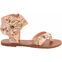 Chaussures Femme Brett & Sons Chattawak sandales Thalie S.Abricot Beige