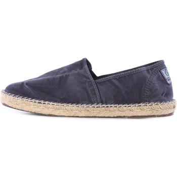 Chaussures Homme Espadrilles Natural World OLD TREBOL 325E Espadrilles homme Bleu marine Bleu marine