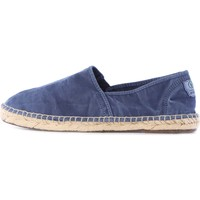 Chaussures Homme Espadrilles Natural World OLD TREBOL 325E Espadrilles homme Bleu clair Bleu clair