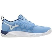 Chaussures Femme Baskets basses Mizuno Supersonic 2 Bleu
