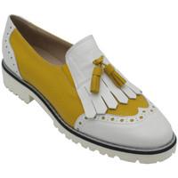 Chaussures Femme Mocassins Angela Calzature ANSANGC100giallo giallo