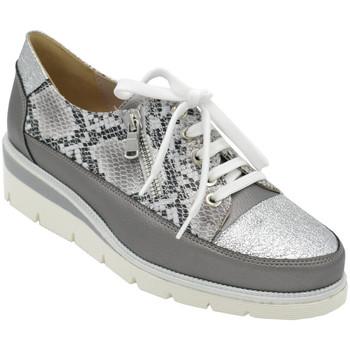 Chaussures Femme Derbies Angela Calzature ALETULIP104pit grigio