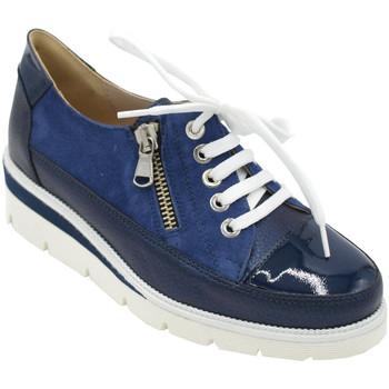 Chaussures Femme Derbies Angela Calzature ANSANGC104ver blu