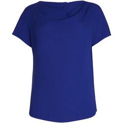 Vêtements Femme Tops / Blouses Lisca Top manches courtes Nice Bleu
