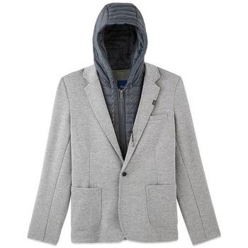 Vêtements Homme Vestes / Blazers TBS EMILEVES Gris