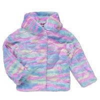 Vêtements Fille Manteaux Desigual CONGO Multicolore