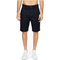 Vêtements Homme Shorts / Bermudas Department Five LOND BERMUDA CHINOS cc816-navy