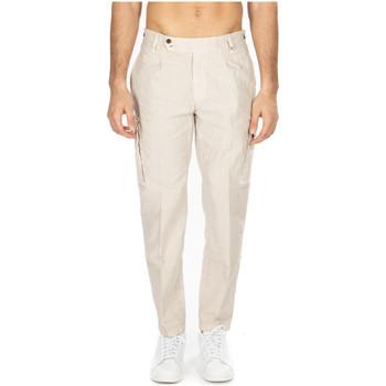 Vêtements Homme Pantalons cargo Myths  20-sabbia