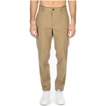 Vêtements Homme Chinos / Carrots Department Five GEORGE PANTALONE CHINOS MORBIDO cc060-tortora