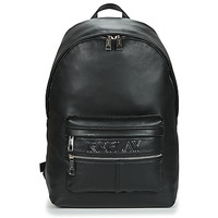 Sacs Homme Backpack Smooth Leather Replay FM3517 Noir