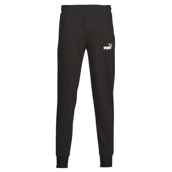 Vêtements Homme Pantalons de survêtement Puma ESS LOGO PANTS FL CL Noir