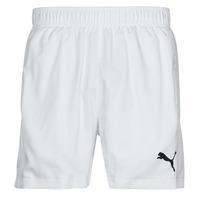Vêtements Homme Shorts / Bermudas Puma ESS ACTIVE WOVEN SHORT Blanc