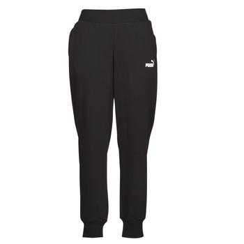 Vêtements Femme Pantalons de survêtement Puma ESS SWEAT PANT FL CL Noir