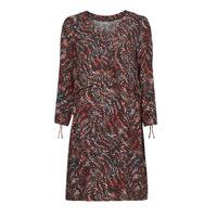 Vêtements Femme Robes courtes One Step FT30121 Rouge / Multicolore