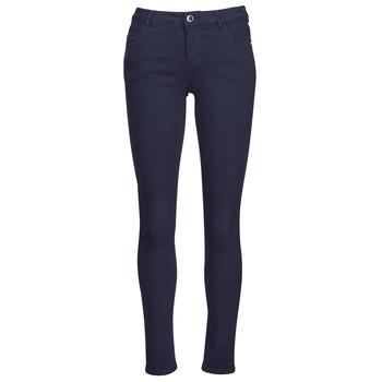 Vêtements Femme Pantalons 5 poches Morgan PETRA Marine