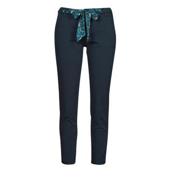 Vêtements Femme Pantalons 5 poches Freeman T.Porter CLAUDIA FELICITA Marine