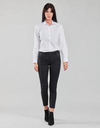 Vêtements Femme Pantalons 5 poches Freeman T.Porter TESSA CLASSICO Noir