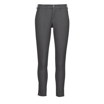 Vêtements Femme Pantalons 5 poches Freeman T.Porter ADELIE PRINCESS Gris anthracite