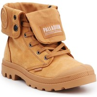 Chaussures Baskets montantes Palladium Manufacture Pampa Baggy NBK 76434-717 brązowy