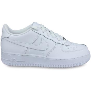 Chaussures Femme Baskets basses Nike Air Force 1 Le Junior Blanc Dh2920-111 Blanc