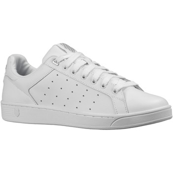 Chaussures Homme Baskets basses K-Swiss Clean Court CMF Blanc