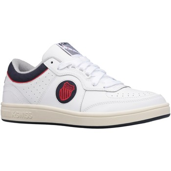 Chaussures Homme Baskets basses K-Swiss North Court Blanc