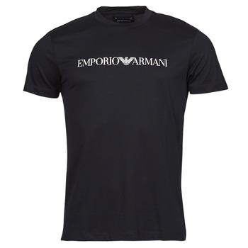 Vêtements Homme T-shirts manches courtes Emporio Armani 8N1TN5 Noir