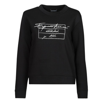 Vêtements Femme Sweats Emporio Armani 6K2M7R Noir