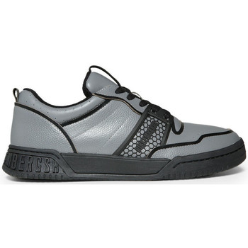 Chaussures Homme Baskets basses Bikkembergs - scoby_b4bkm0102 Gris