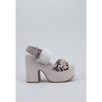 Chaussures Femme Sandales et Nu-pieds Mou  Gris