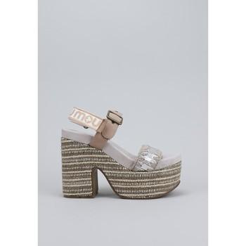 Chaussures Femme Sandales et Nu-pieds Mou  Marron